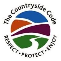 Image of symbol for the Countryside Code in the UK